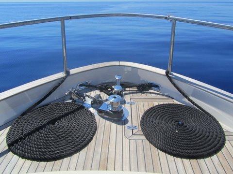 Le Greenline 33 ... dans 10 croisière mediterranée janvier 2012 aurore-cordage