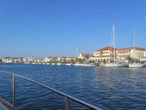 Preveza (fin) et Levkas dans 03 croisière mediterranée juin 2011 img10081