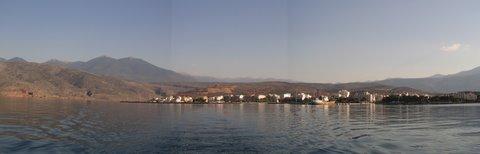 Itéa, Kiato le canal de Corinthe et Aegine dans 03 croisière mediterranée juin 2011 iteacopie
