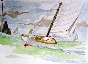 aqua barque ancienne 1-1