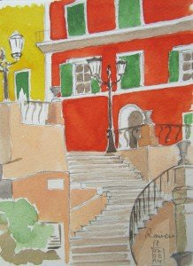 escalier romieu