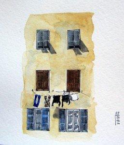 façade bastiaise